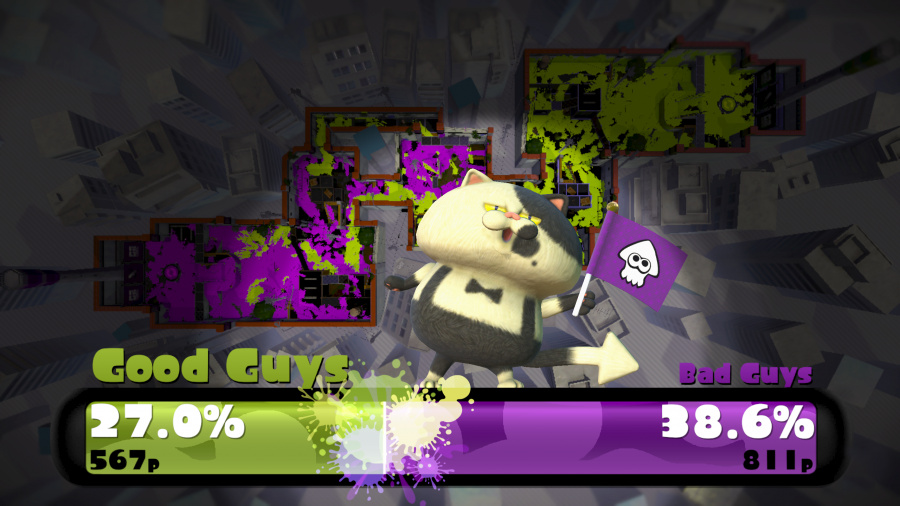 Splatoon Review - Screenshot 3 of 8