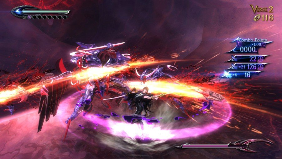Bayonetta 2 Screenshot