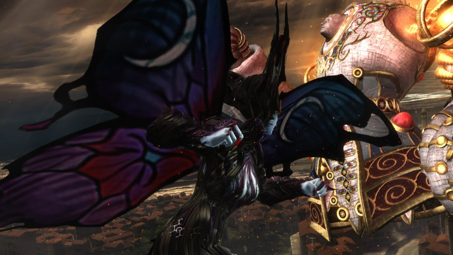 Bayonetta 2 Review - Screenshot 7 of 8