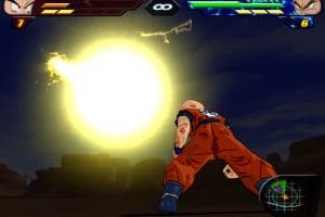Dragon Ball Z: Budokai Tenkaichi 2 Screenshot