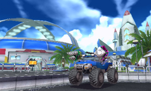 Fossil Fighters: Frontier Review - Screenshot 1 of 7