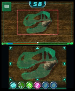 Fossil Fighters: Frontier Review - Screenshot 5 of 7