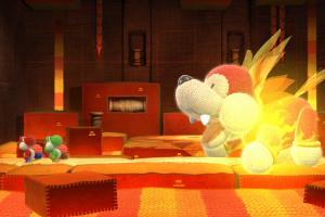 Yoshi's Woolly World Screenshot