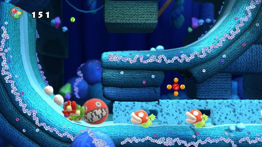 Yoshi's Woolly World Review - Screenshot 5 of 7