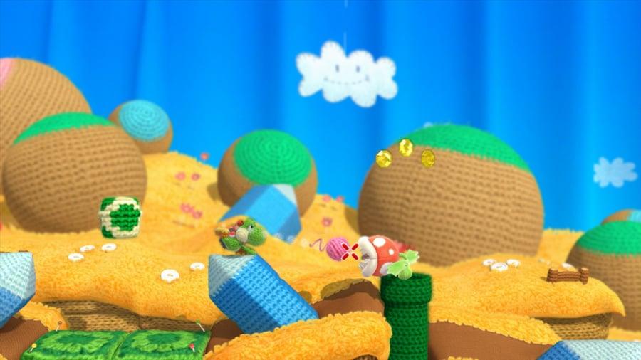 Yoshi's Woolly World Review - Screenshot 4 of 7