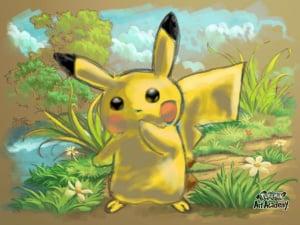 Pokémon Art Academy Review - Screenshot 4 of 5