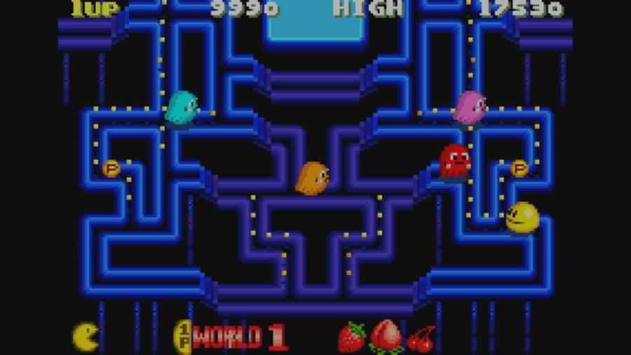 Pac-Man Collection Screenshot