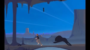 Another World - 20th Anniversary Edition Review - Screenshot 2 of 4