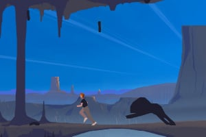 Another World - 20th Anniversary Edition Screenshot