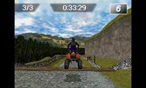 ATV Fever Review - Screenshot 1 of 3