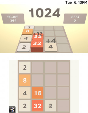 2048 Review - Screenshot 3 of 3