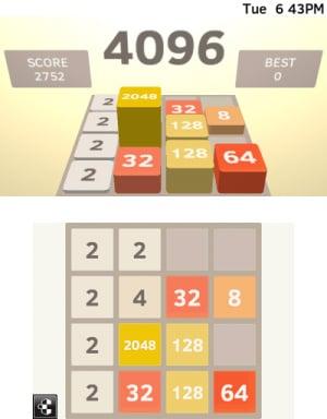 2048 Review - Screenshot 3 of 3