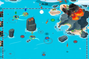 Monkey Pirates Screenshot