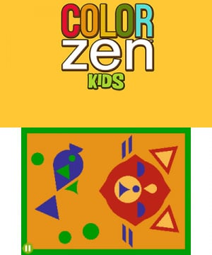 Color Zen Kids Review - Screenshot 1 of 2