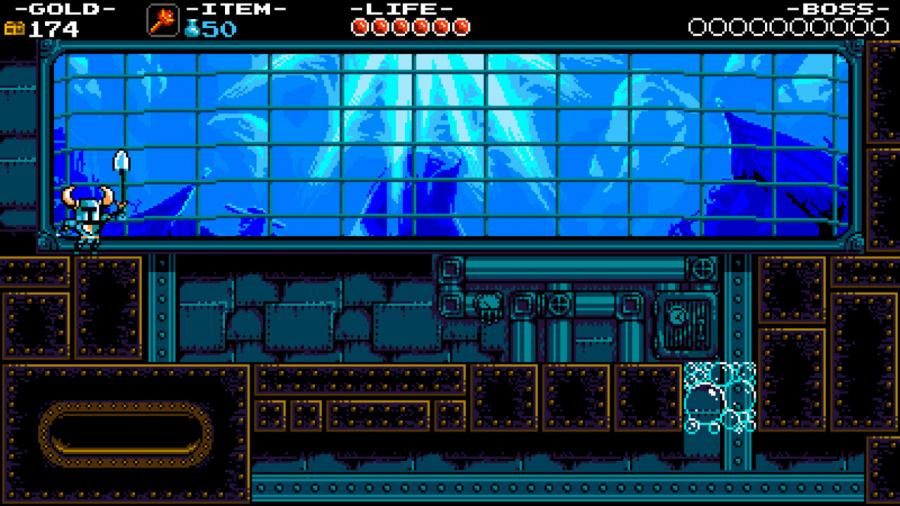 Shovel Knight Review - Screenshot 1 of 4