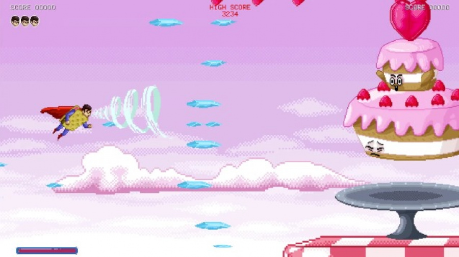 Ice Cream Surfer Review - Screenshot 2 of 4