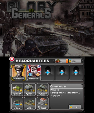 Glory of Generals Review - Screenshot 3 of 8