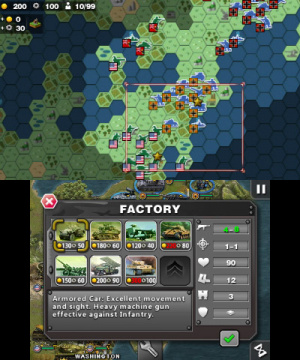 Glory of Generals Review - Screenshot 2 of 8