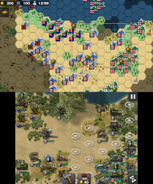 Glory of Generals Review - Screenshot 5 of 8
