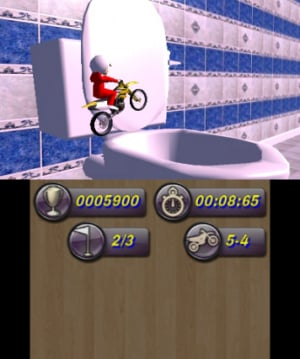 Toy Stunt Bike Review - Screenshot 1 of 5
