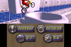 Toy Stunt Bike Screenshot