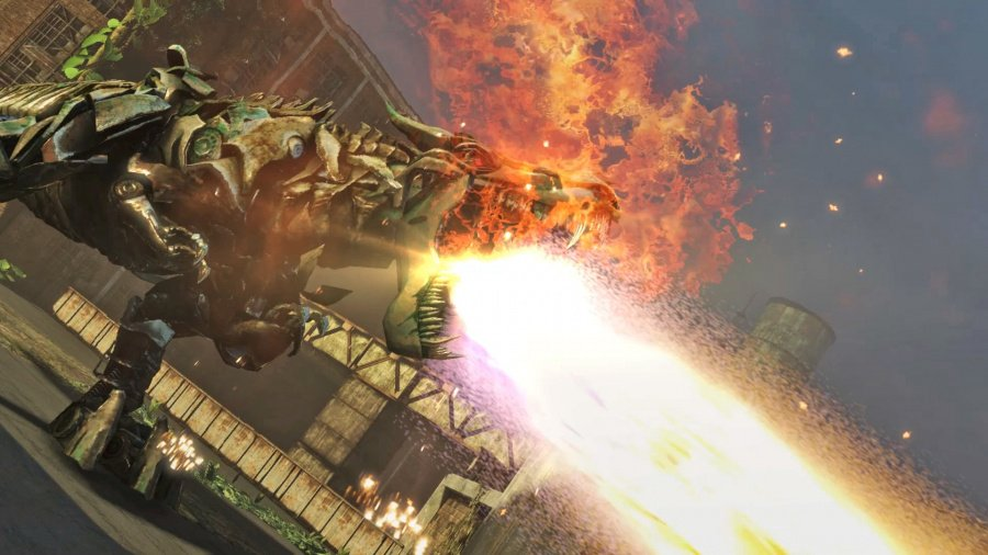 Transformers: Rise of the Dark Spark Review - Screenshot 6 of 7
