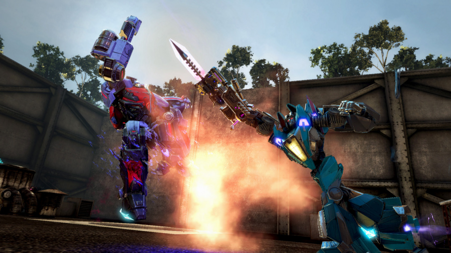 Transformers: Rise of the Dark Spark Review - Screenshot 3 of 7