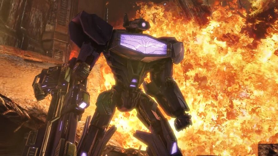 Transformers: Rise of the Dark Spark Review - Screenshot 4 of 7