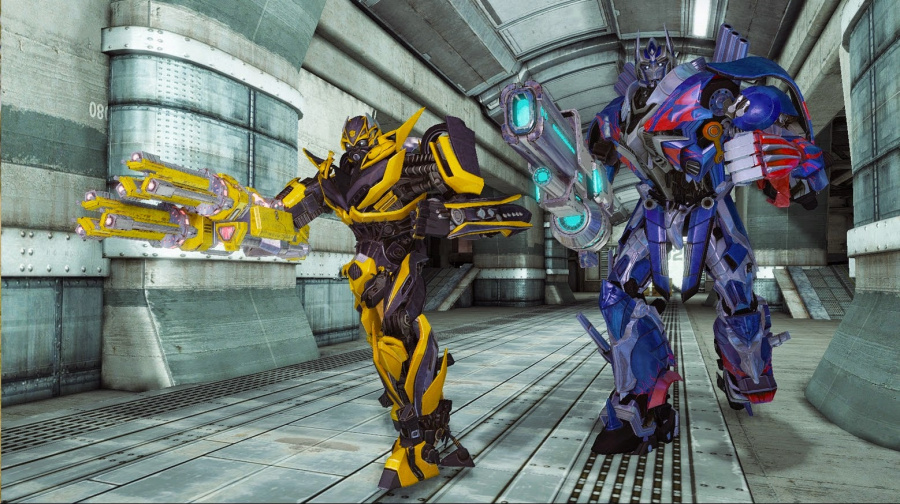 Transformers: Rise of the Dark Spark Review - Screenshot 1 of 7