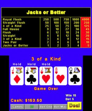 Plain Video Poker Review - Screenshot 3 of 3