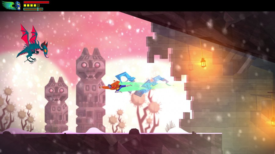 Guacamelee! Super Turbo Championship Edition Review - Screenshot 4 of 6