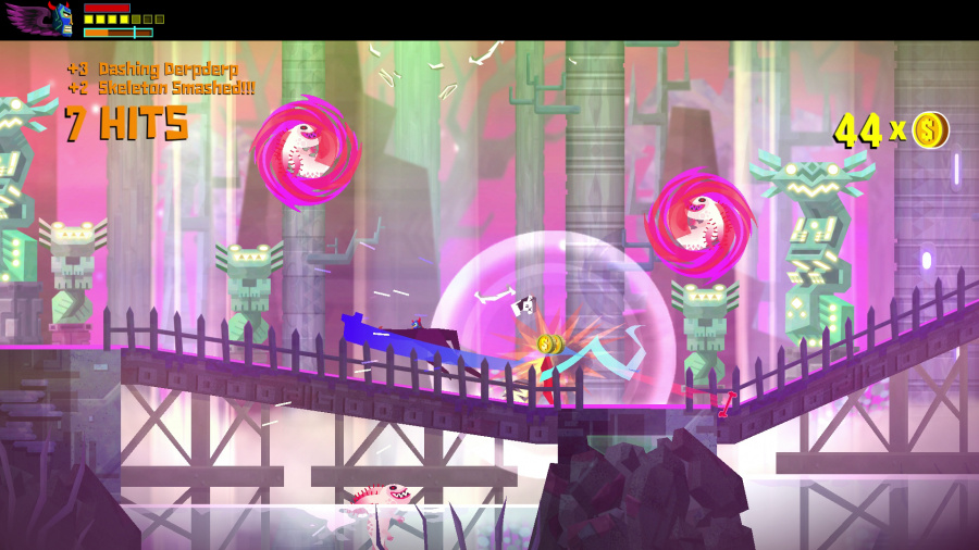 Guacamelee! Super Turbo Championship Edition Review - Screenshot 3 of 6
