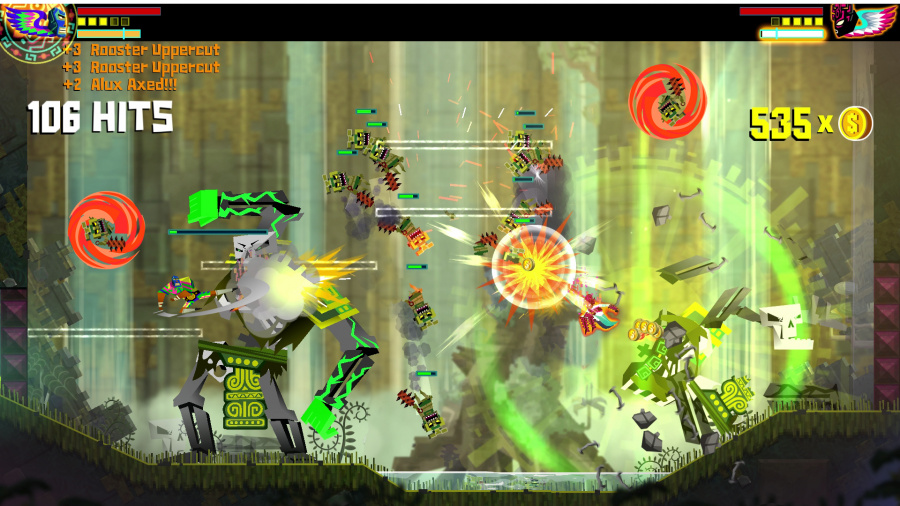 Guacamelee! Super Turbo Championship Edition Review - Screenshot 2 of 6