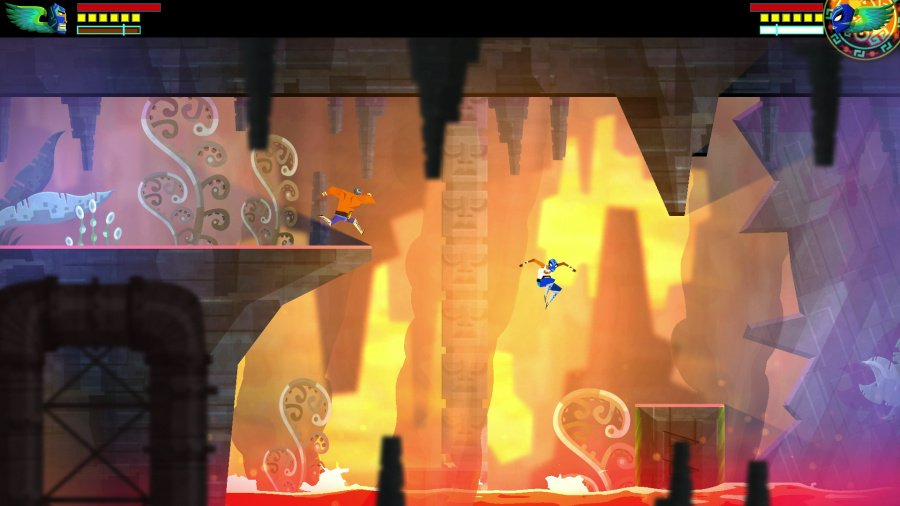 Guacamelee! Super Turbo Championship Edition Review - Screenshot 1 of 6