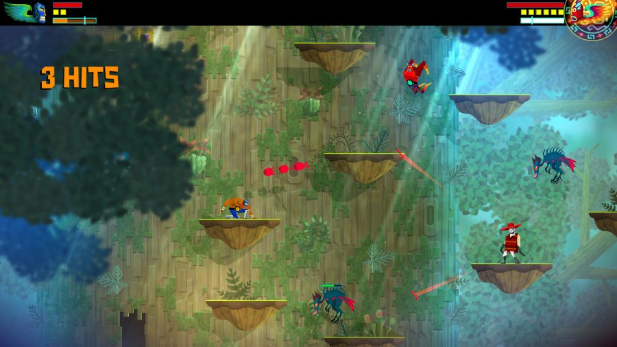 Guacamelee! Super Turbo Championship Edition Review - Screenshot 5 of 6