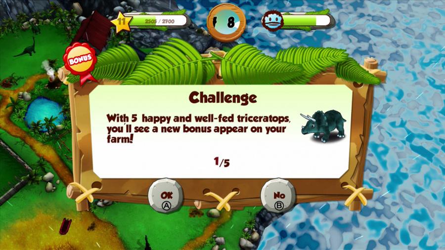 My Jurassic Farm Review - Screenshot 3 of 3