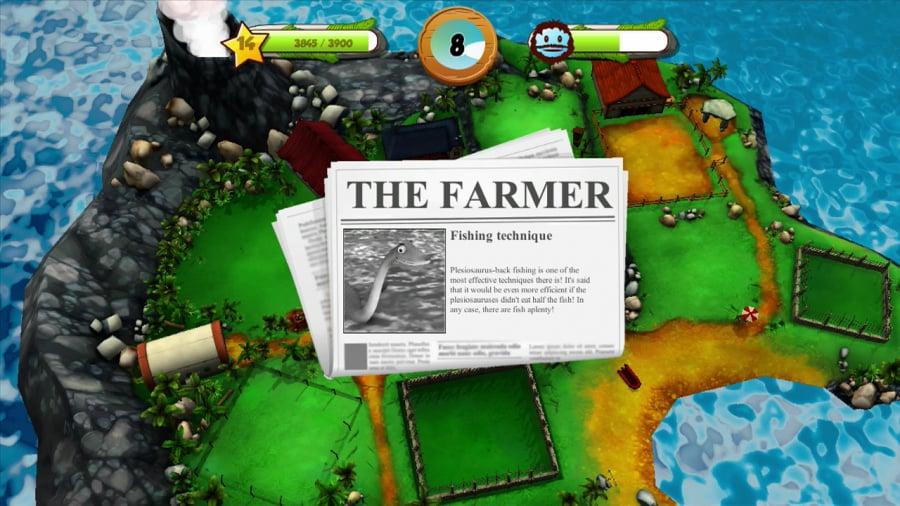 My Jurassic Farm Review - Screenshot 1 of 3
