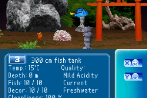 My Aquarium: Seven Oceans Screenshot