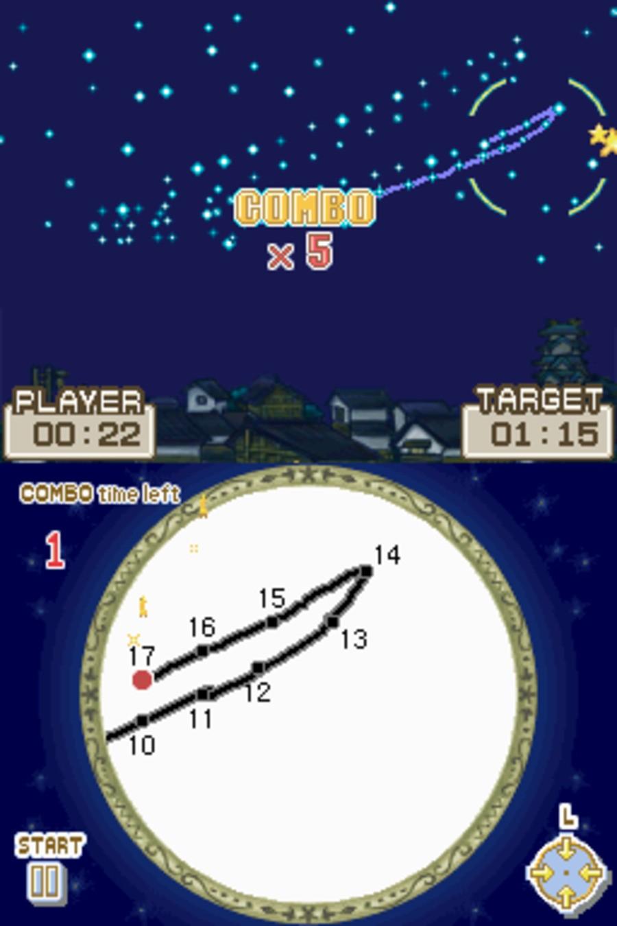 Mysterious Stars: The Samurai Screenshot