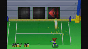 Mario Tennis: Power Tour Review - Screenshot 1 of 4