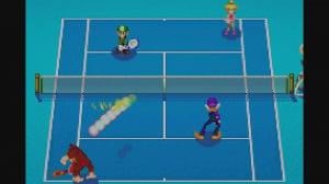 Mario Tennis: Power Tour Review - Screenshot 2 of 4