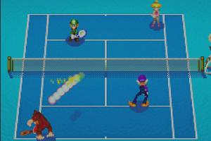 Mario Tennis: Power Tour Screenshot