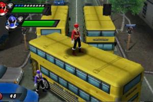 Power Rangers Super Megaforce Screenshot