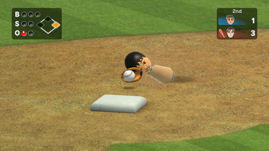 Wii Sports Club: Baseball + Boxing Review - Screenshot 3 of 4