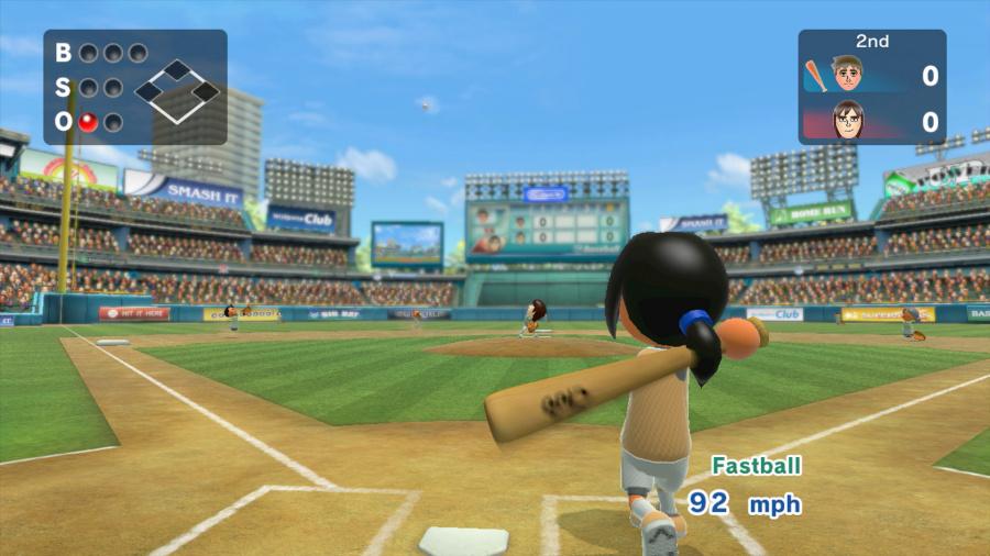 Wii Sports Club: Baseball + Boxing Review - Screenshot 4 of 4