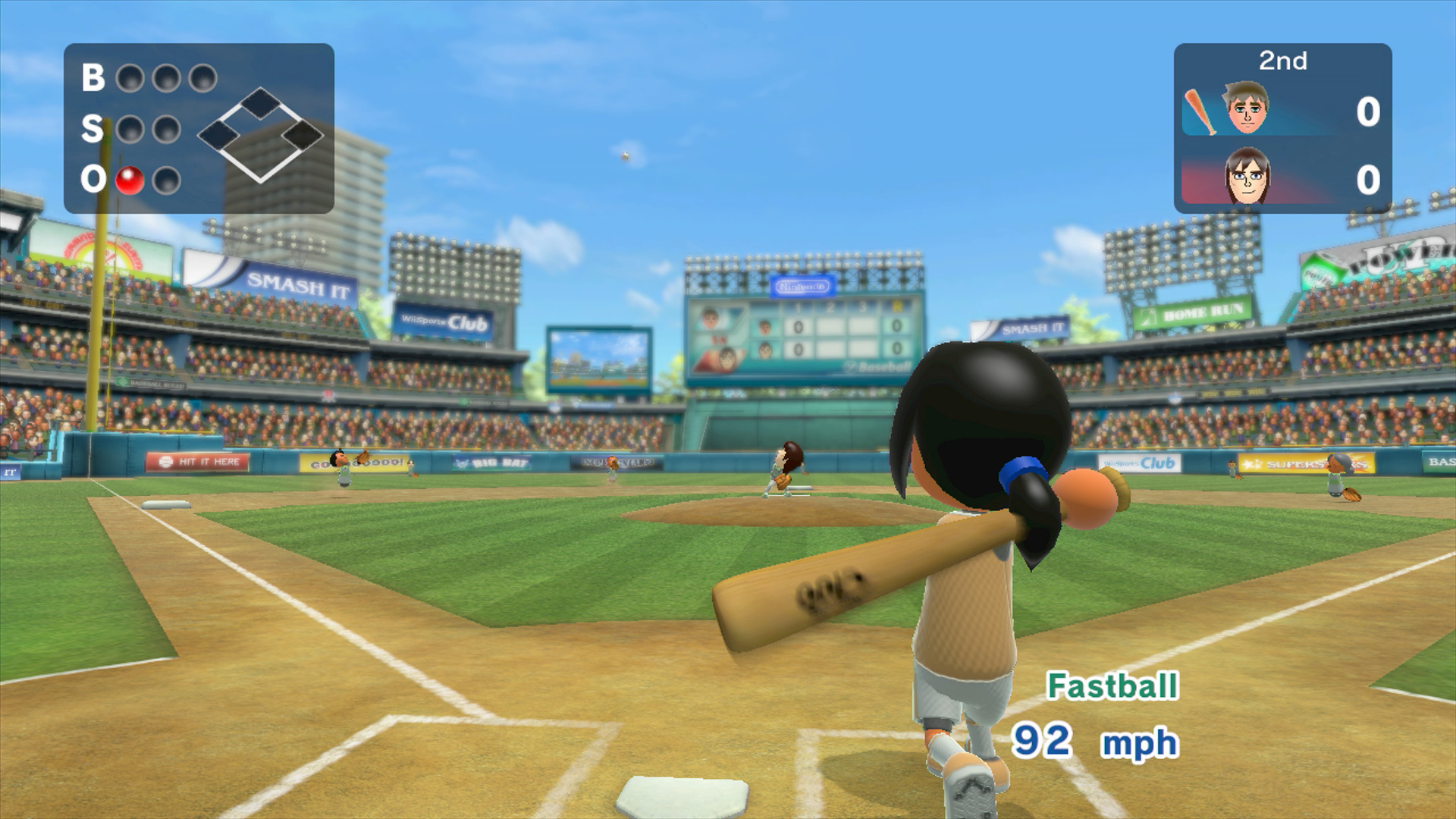 wii sports club baseball boxing review wii u eshop nintendo life rh nintendolife com Wii Sports Resort Wii Sports Golf