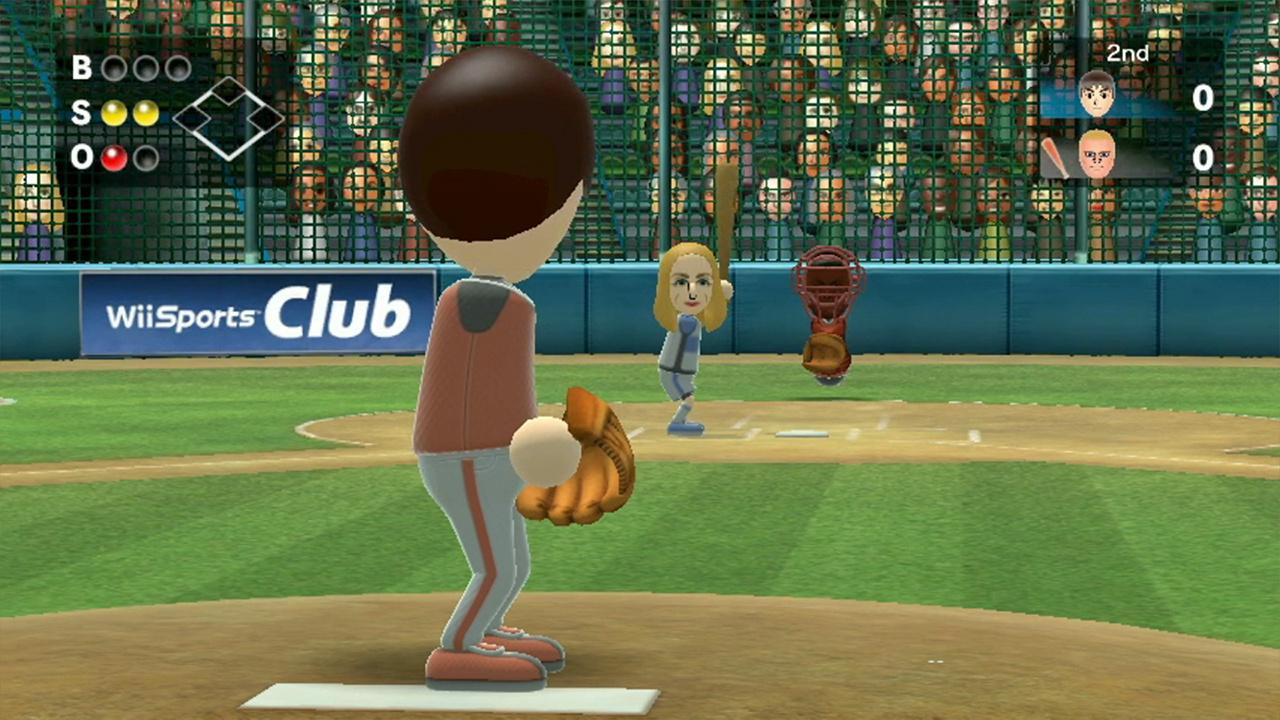 wii sports club baseball boxing review wii u eshop nintendo life rh nintendolife com Wii Sports Logo Wii Sports Tennis