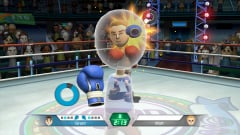 Wii Sports Club: Baseball + Boxing Screenshot