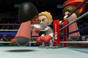 Wii Sports Club: Baseball + Boxing Screenshot
