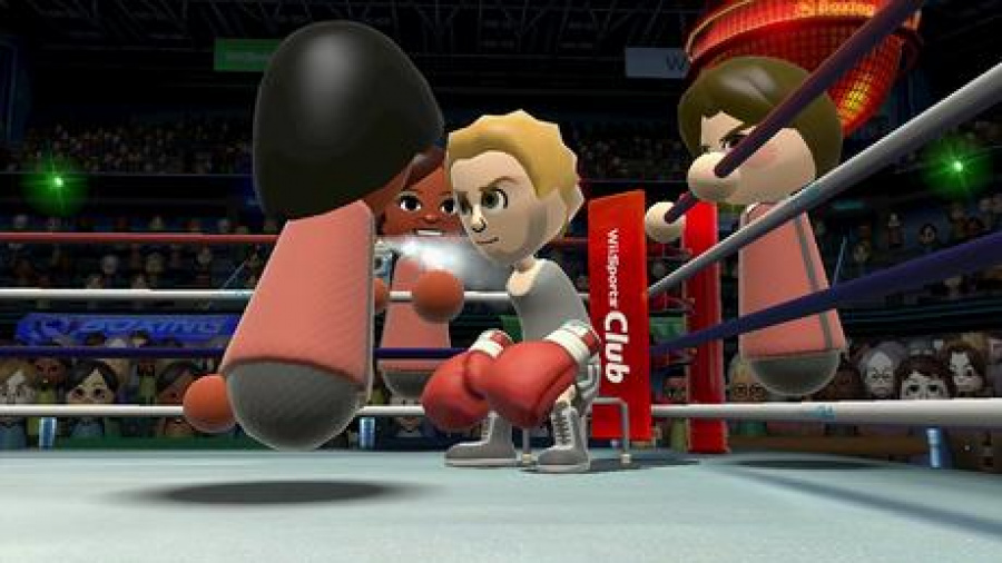 Wii Sports Club: Baseball + Boxing Review - Screenshot 2 of 4